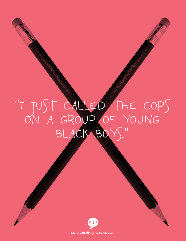 i-just- called- cops-on-group-of-black boys